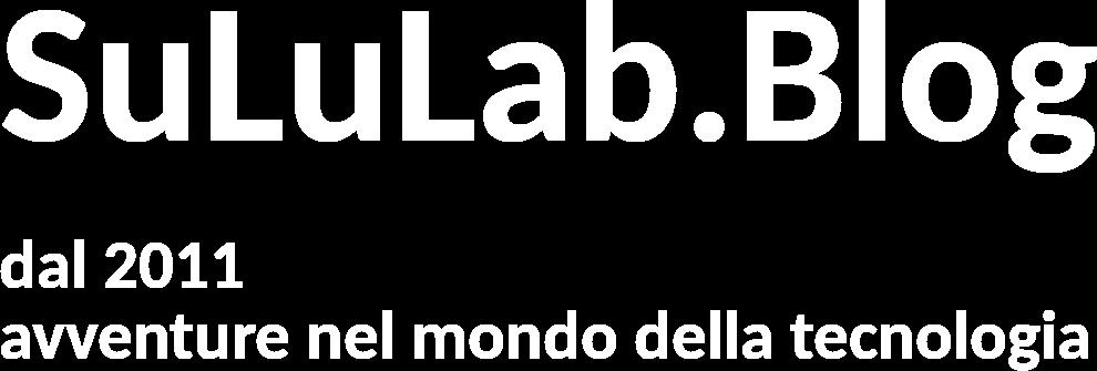 SuLuLab.Blog